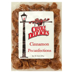 Creole Delicacies Cinnamon Pecanfections