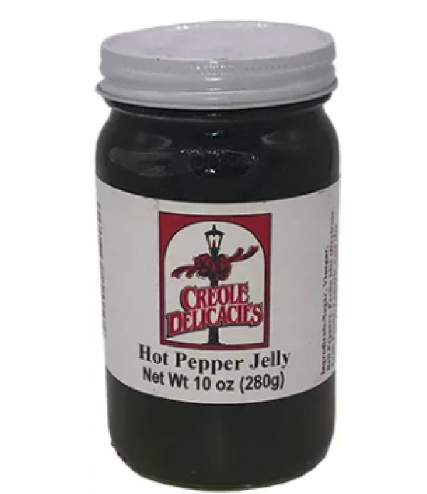 Creole Delicacies Hot Pepper Jelly