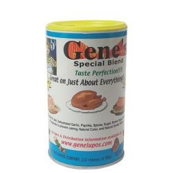 Gene's Special Blend Cajun Seasoning 8 oz