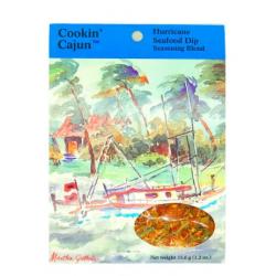 Cookin' Cajun  Hurricane Seafood Dip