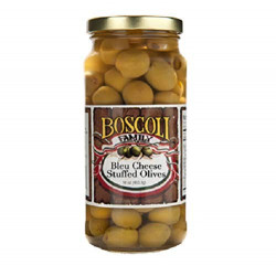 Boscoli Bleu Cheese Stuffed Olives 16oz