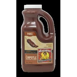Chipotle Pepper Puree, 64oz Louisiana Pepper Excha...