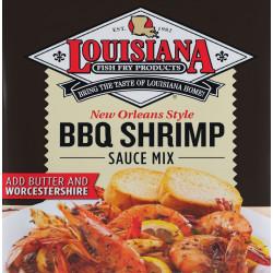 Louisiana Fish Fry BBQ Shrimp Sauce Mix 10lb