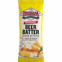 Louisiana Fish Fry Beer Batter Mix 8.5oz
