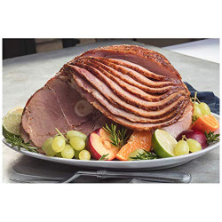 Berkwood Farms Applewood Smoked Honey Glazed Ham (...