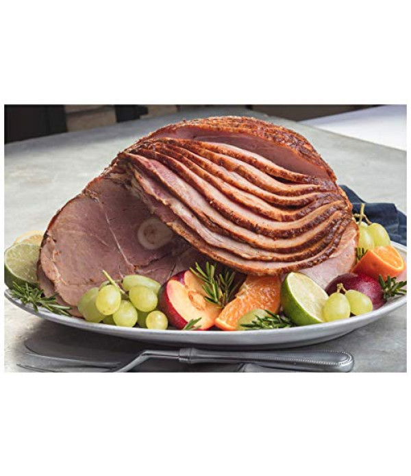 Berkwood Farms Applewood Smoked Honey Glazed Ham (...
