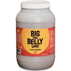 Big Fat Belly Good HOT Cajun Seasoning 128oz