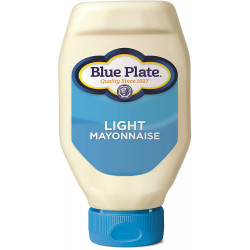 Blue Plate Light Squeeze Mayonnaise 18oz
