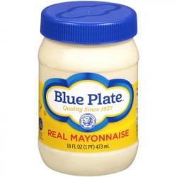 Blue Plate Regular Mayonnaise 16oz