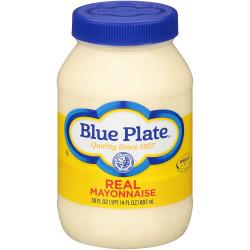 Blue Plate Regular Mayonnaise 30oz