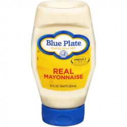 Blue Plate Regular Squeeze Mayonnaise 12oz
