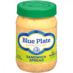 Blue Plate Sandwich Spread 16oz
