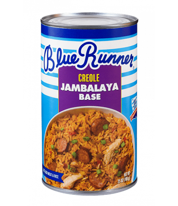 Blue Runner Creole Jambalaya Base 25oz