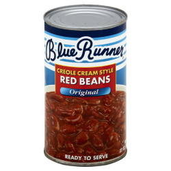 Blue Runner Creole Cream Style  Original Red Beans...