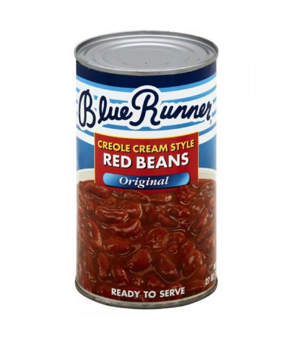 Blue Runner Creole Cream Style  Original Red Beans...