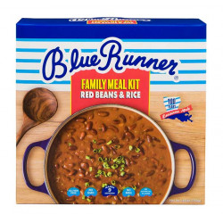 Blue Runner Red Beans & Rice Family Bean Kit