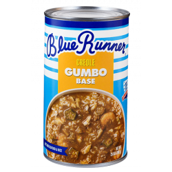 Blue Runner Seafood Gumbo Base 25oz