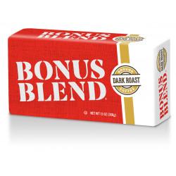 Bonus Blend Pure Dark Bag 13oz