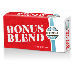 Bonus Blend Pure Medium Bag 13oz