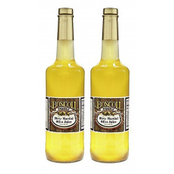 Boscoli Dirty Martini Olive Juice 25oz 2 Pack