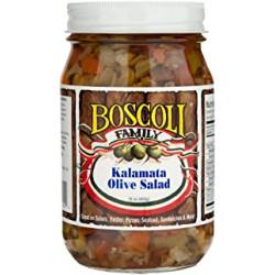 Boscoli Kalamata Olive Salad 15.5oz
