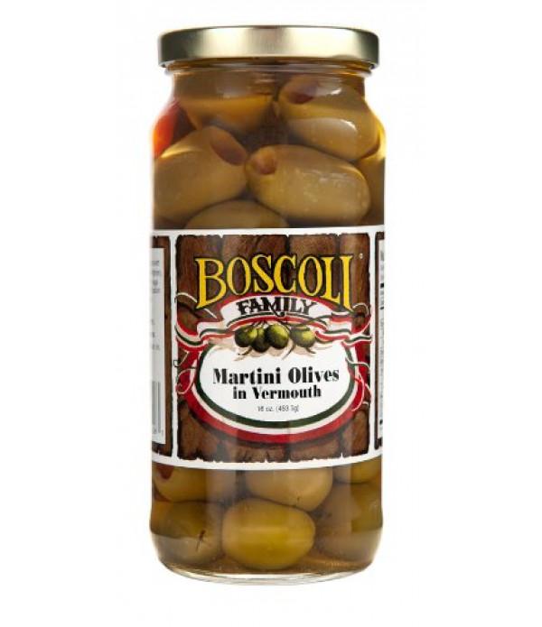 Boscoli Martini Olives 16oz