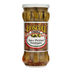 Boscoli Spicy Pickled Asparagus 12 oz