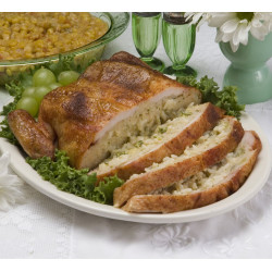 Broussard's Bayou Company Stuffed Chicken w/Broccoli, Rice & Cheese 3lb