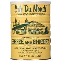 Café Du Monde Decaf Coffee and Chicory 13oz