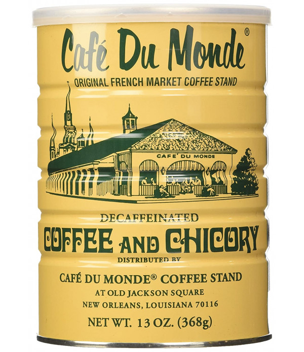 Café Du Monde Decaf Coffee and Chicory 13oz