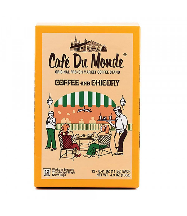 Café Du Monde Single Serve Coffee and Chicory
