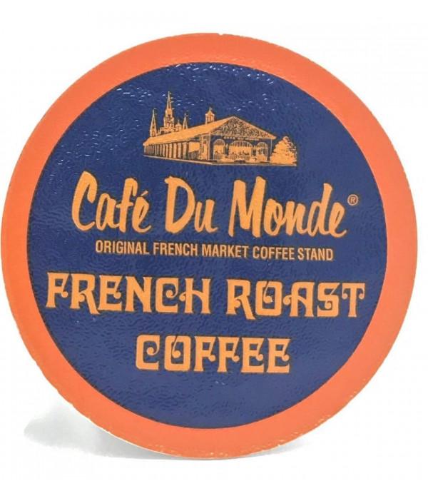 Café Du Monde Single Serve French Roast Coffee