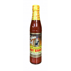 Cajun Chef Louisiana Hot Sauce 3oz