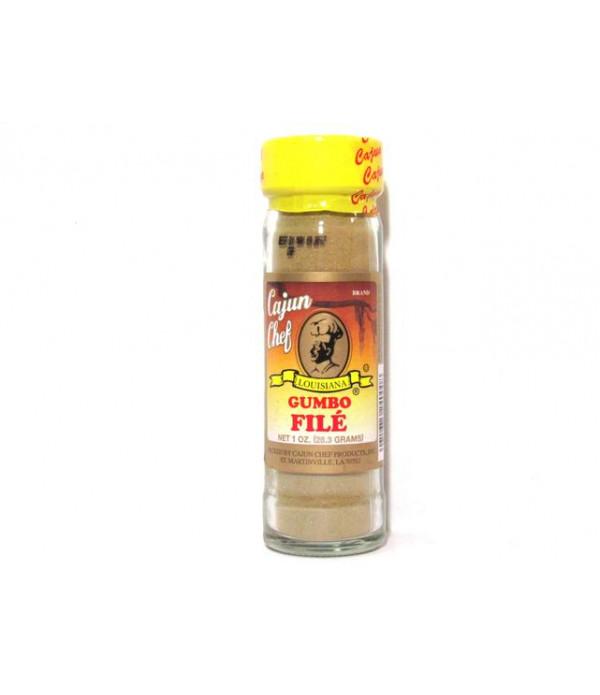 Cajun Chef Gumbo File 1oz