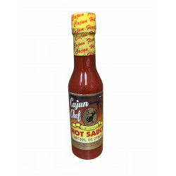 Cajun Chef Louisiana Hot Sauce 5oz