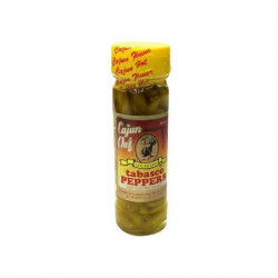 Cajun Chef Tabasco Peppers 3oz
