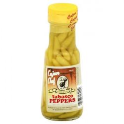 Cajun Chef Tabasco Peppers 6oz