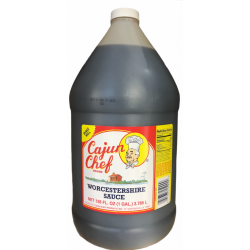 Cajun Chef Worcestershire Sauce 128oz