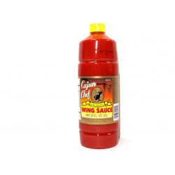 Cajun Chef Wing Sauce 34oz