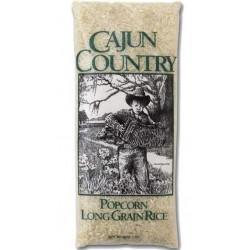 Cajun Country Popcorn Long Grain Rice 1lb