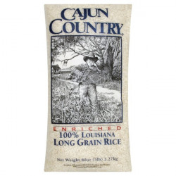 Cajun Country Long Grain Rice 5lb