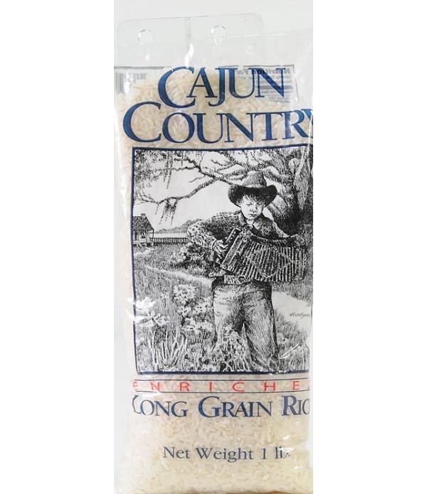Cajun Country Long Grain Rice 1lb