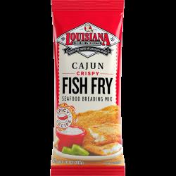 Louisiana Fish Fry Cajun Fry 10oz