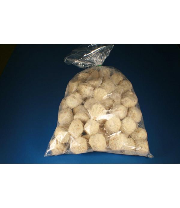 Cajun Original Crawfish Boudin Balls  (144 Balls)