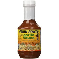 Cajun Power Garlic Sauce 16oz