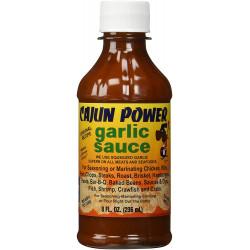 Cajun Power Garlic Sauce  8oz
