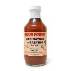 Cajun Power Marinating & Basting Sauce 16oz