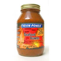 Cajun Power Seafood Gumbo Base 32oz