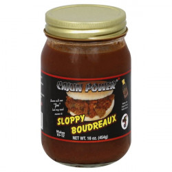 Cajun Power Sloppy Boudreaux 16oz