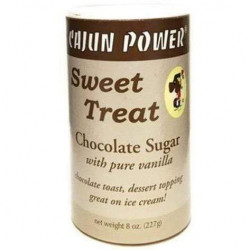 Cajun Power Sweet Treat Chocolate 8oz